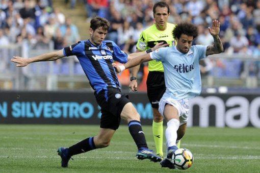 Trận đấu giữa hai đội bóng Atalanta vs Lazio vào ngày 1/10/2020