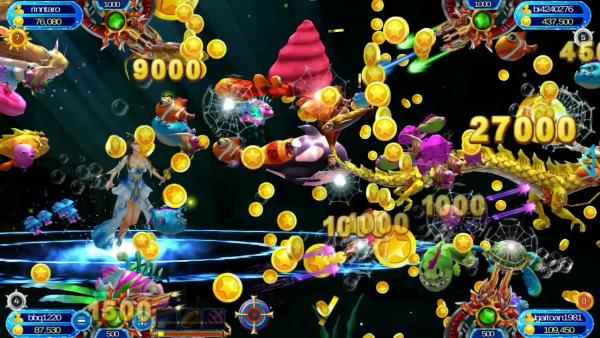 Tải game bắn cá rồng về máy để tận hưởng sự thú vị